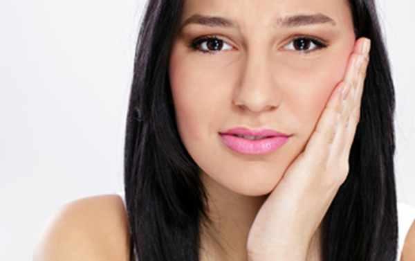 опухшая щека, стоматология просвещение