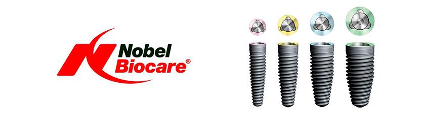 Швейцарские имплантаты Nobel biocare