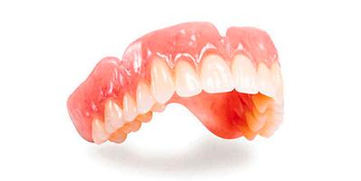 полностью съемные зубные протезы